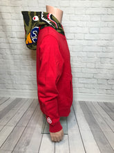 Bape Shark Red Full ZIP Hoodie