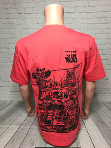 Palace Tri-Wobble Tee (Red) Sz. M