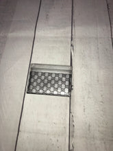 Gucci Silver Card Holder