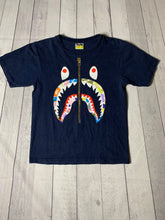 Bape Multi Camo Shark Tee