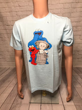 Kaws x Uniqlo x Sesame Street Companion Trash Can