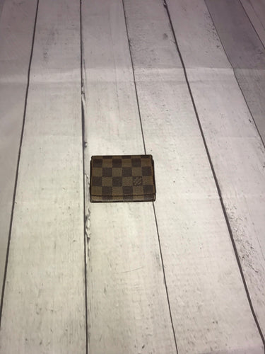 Louis Vuitton Damier Ebene Card Holder