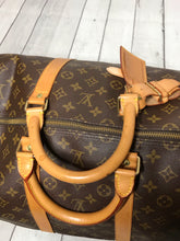 Louis Vuitton Monogram Keepall 55