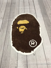 Bape Ape Head Rug