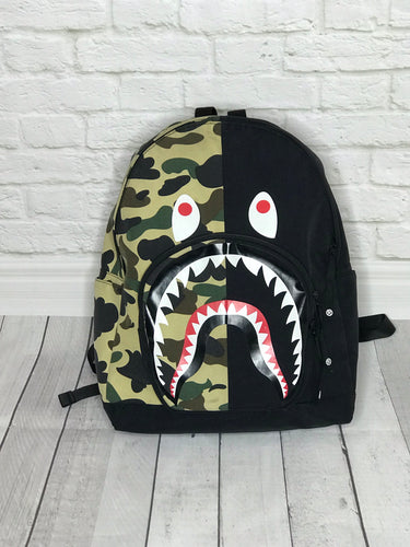 Bape Shark Backpack