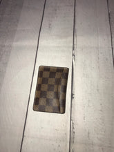 Louis Vuitton Damier Ebene 5 Pocket Card Holder
