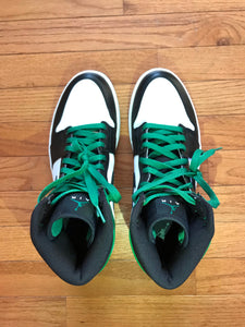 Air Jordan 1 Retro High Celtics Sz. 10.5