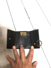 MCM Cognac Key Holder