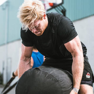 Pat Vellner Sandbag Clean