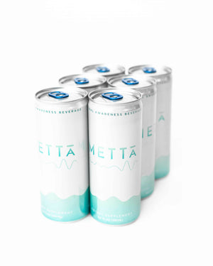 6 Pack Trial - Metta Natural Awareness Beverage