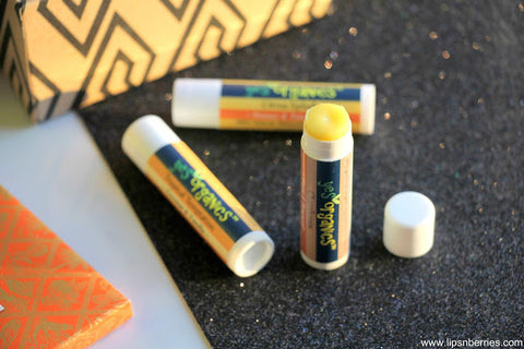 Yes Organics -  Best healing lip balms