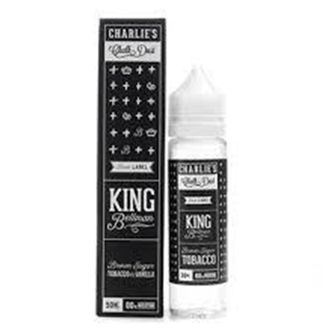 King Bellman Eliquid By Charlie'S Chalk Dust - Valda Vapes