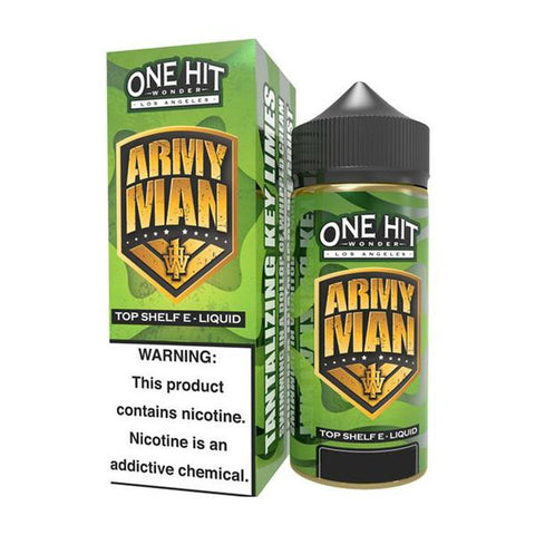 Army Man 100ML by One Hit wonder - Valda Vapes