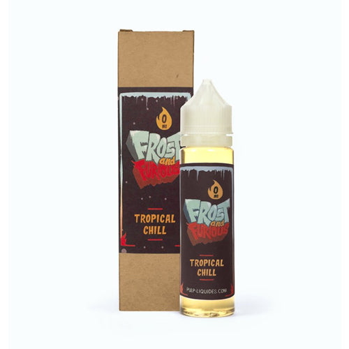 Tropical Chill Eliquid By Pulp Frost And Furious - Valda Vapes