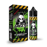 LIL GREEN MAN E-LIQUID BY AREA-51