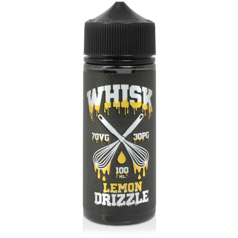 LEMON DRIZZLE E-LIQUID BY WHISK