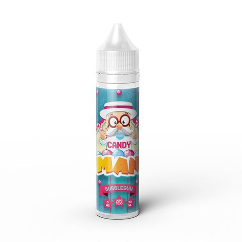 BUBBLEGUM E-LIQUID BY CANDY MAN