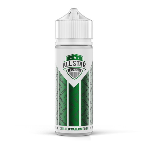 WATERMELON CHILLED E-LIQUID BY ALL STAR