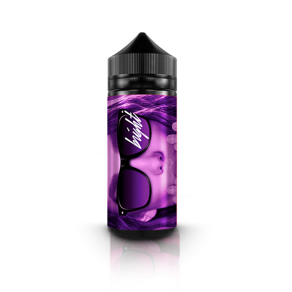 BLACKCURRANT E-LIQUID BY BRIGHT JUICE