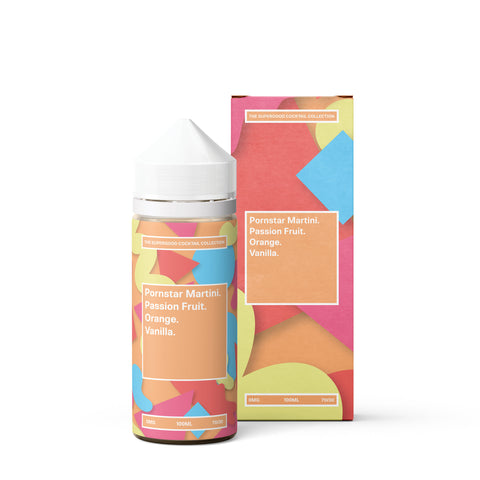 PORNSTAR MARTINI E-LIQUID BY SUPERGOOD