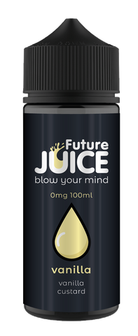 VANILLA E-LIQUID BY FUTURE JUICE