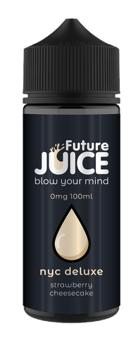 NYC DELUXE E-LIQUID BY FUTURE JUICE