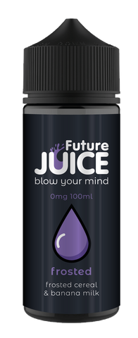 FROSTED CEREAL & BANANA MILK E-LIQUID BY FUTURE JUICE