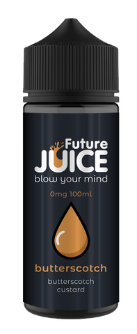 BUTTERSCOTCH CUSTARD E-LIQUID BY FUTURE JUICE