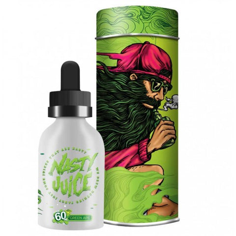 Green Ape Eliquid By Nasty Juice - Valda Vapes