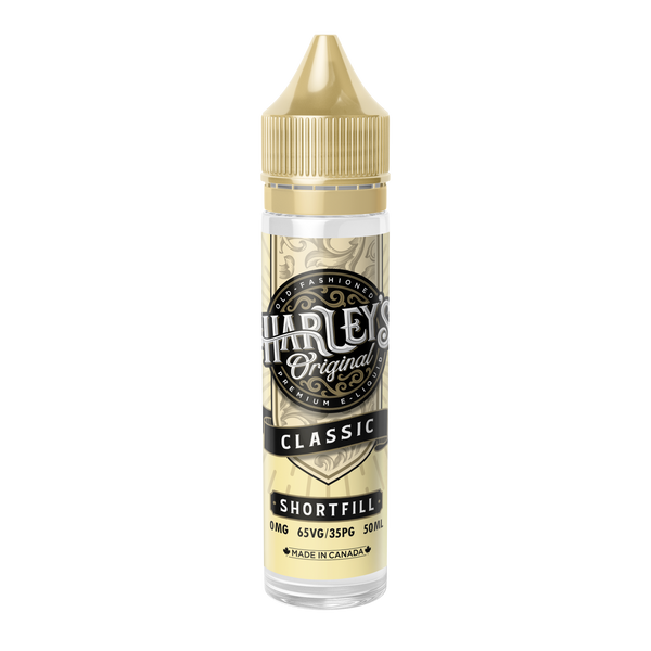 CLASSIC E-LIQUID BY HARLEY'S ORIGINAL
