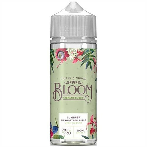 JUNIPER MANGOSTEEN APPLE E-LIQUID BY BLOOM