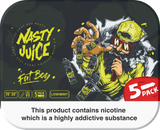FAT BOY E-LIQUID BY NASTY