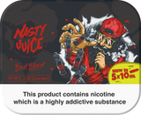 BAD BLOOD E-LIQUID BY NASTY
