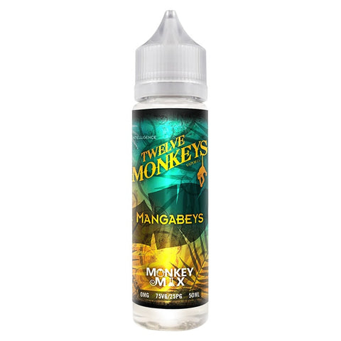 Mangabeys Eliquid By Twelve Monkeys - Valda Vapes