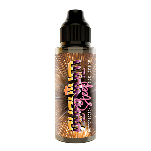 BUTTERSCOTCH ICE CREAM E-LIQUID BY QUANTUM STEEP