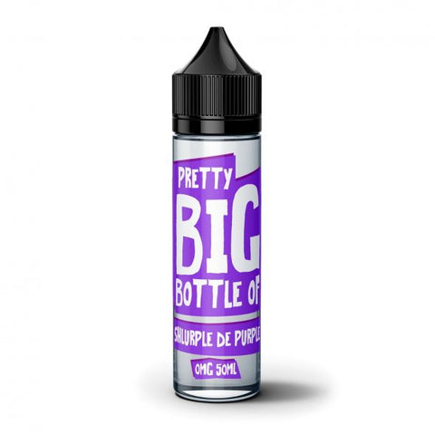 Shlurple De Purple Eliquid By Pretty Big Bottle - Valda Vapes
