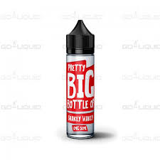 Snakey Wakey Eliquid By Pretty Big Bottle - Valda Vapes