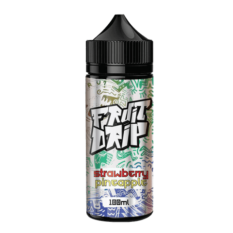 STRAWBERRY PINEAPPLE E-LIQUID BY FRUIT DRIP