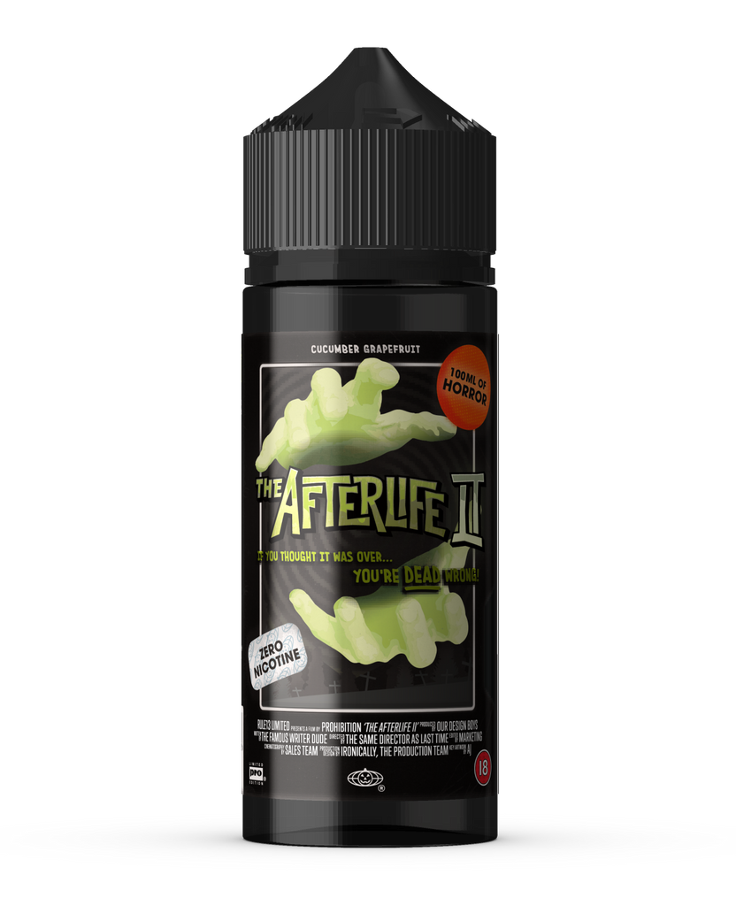 Afterlife 2 E-Liquid By Afterlife