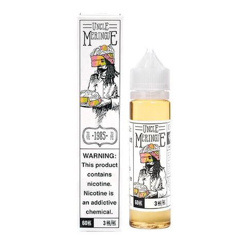 Uncle Meringue Eliquid By Mr. Meringue 50ML - Valda Vapes