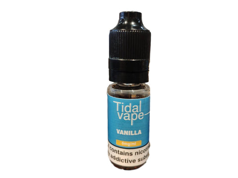 VANILLA E-LIQUID BY TIDAL VAPE