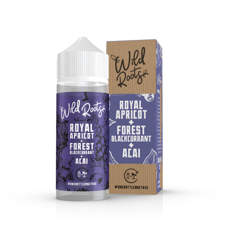 ROYAL APRICOT E-LIQUID BY WILD ROOTS