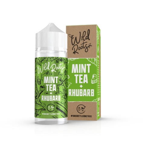 MINT TEA E-LIQUID BY WILD ROOTS
