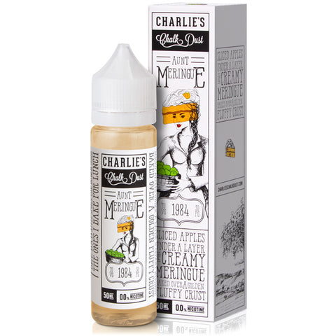 Aunt Meringue Eliquid By Charlie'S Chalk Dust Mr. Merigue - Valda Vapes