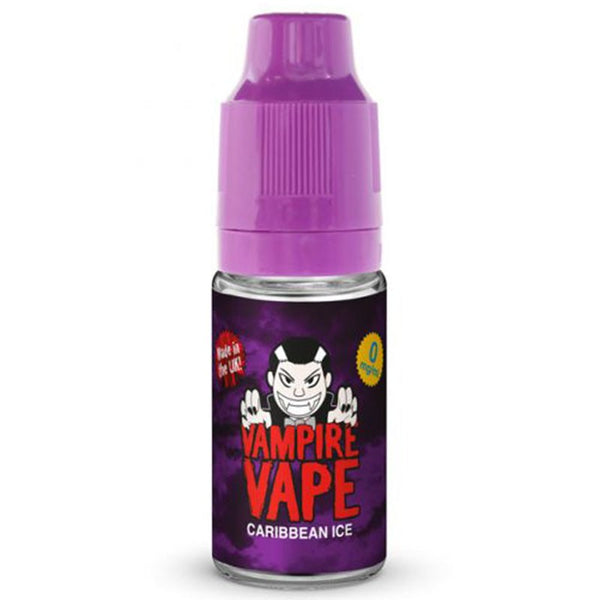 CARIBBEAN ICE BY VAMPIRE VAPE E-LIQUID