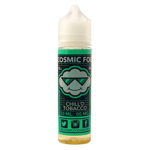 Chilled Tobacco Eliquid By Cosmic Fog - Valda Vapes