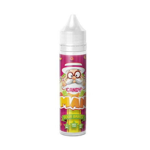 SOUR BRATZ E-LIQUID BY CANDY MAN