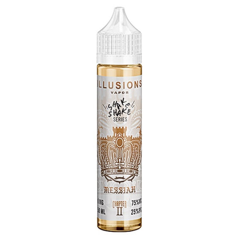 MESSIAH ELIQUID BY ILLUSIONS 50ML - Valda Vapes