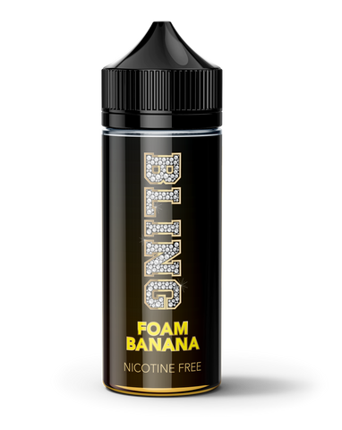 FOAM BANANA E-LIQUID BY BLING