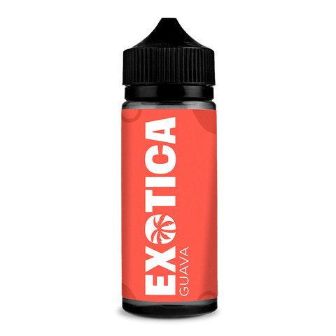 GUAVA E-LIQUID BY EXOTICA